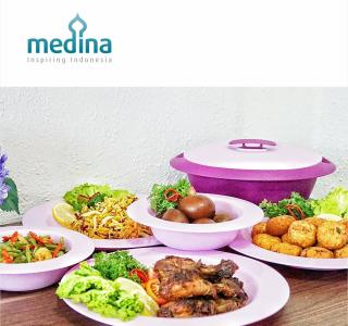 Digital Campaign and Community Activation for Medina as the first halal plastic ware in Indonesia